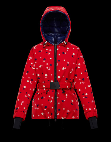GARDENA Multicoloured 3 Moncler Grenoble Woman
