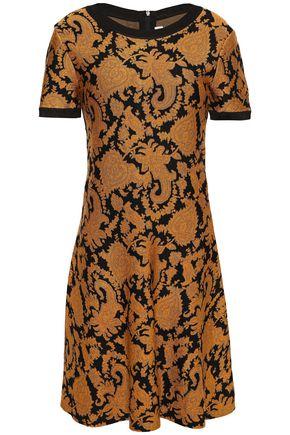 MICHAEL MICHAEL KORS Jacquard-knit mini dress