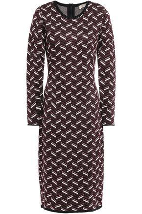 MICHAEL MICHAEL KORS Jacquard-knit dress