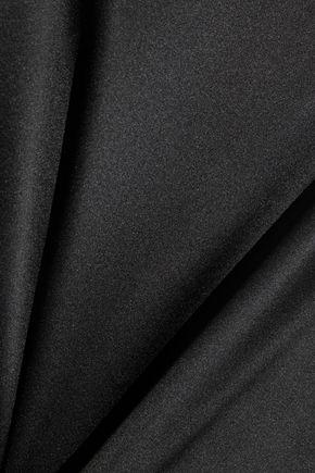 MES DEMOISELLES Alinea lace-trimmed silk-satin camisole