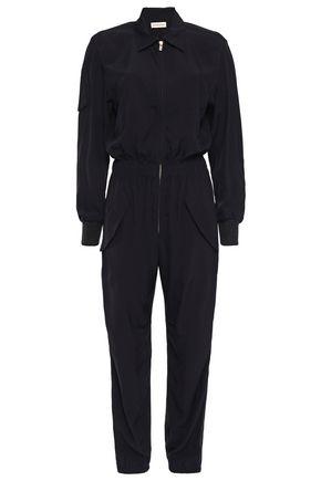 ALEXANDRE VAUTHIER Metallic-trimmed twill jumpsuit