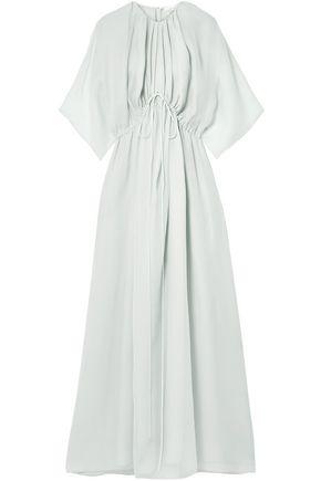 THE ROW Katelyn silk-gauze maxi dress