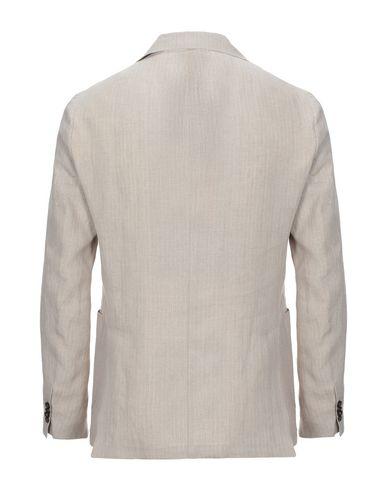 Фото 2 - Мужской пиджак LABORATORI ITALIANI бежевого цвета