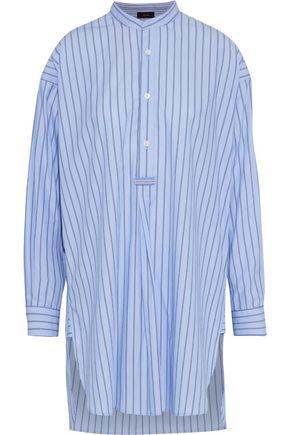 JOSEPH Edwin striped cotton-poplin tunic