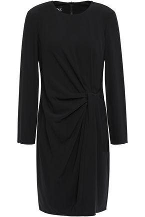 BOUTIQUE MOSCHINO Draped stretch-crepe dress