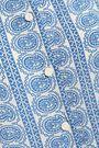 PHILOSOPHY di LORENZO SERAFINI Printed crepe shirt