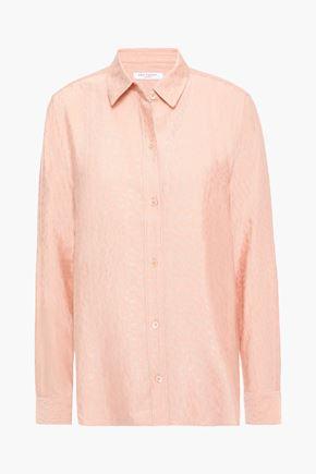 EQUIPMENT Leema jacquard shirt