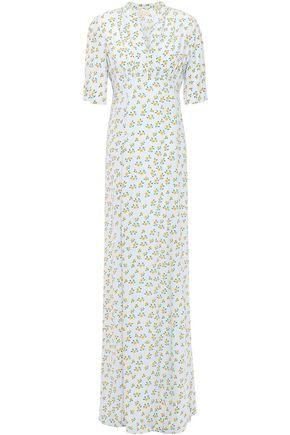 byTIMO Floral-print crepe maxi dress