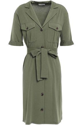 JOIE Jersey mini shirt dress