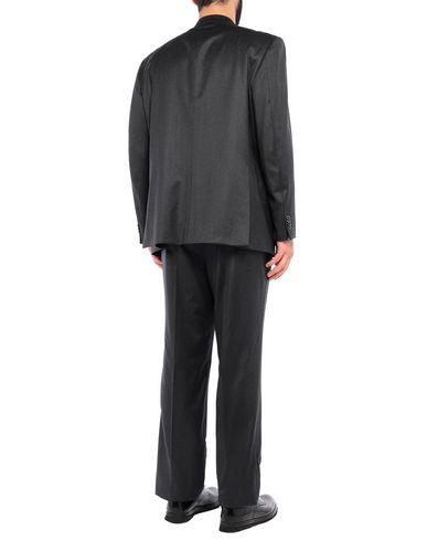 Фото 2 - Мужской костюм REDA цвет стальной серый