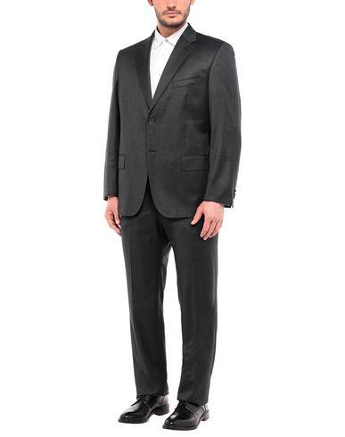 Фото - Мужской костюм REDA цвет стальной серый