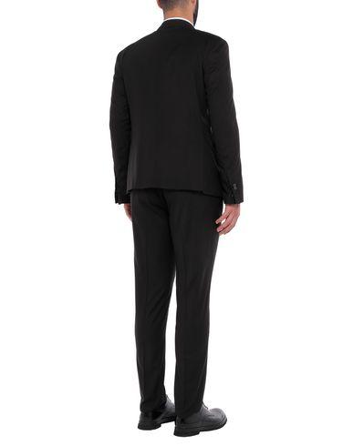 Фото 2 - Мужской костюм LABORATORI ITALIANI черного цвета
