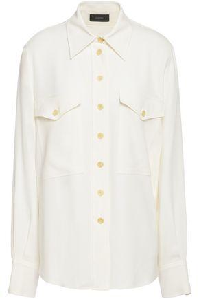 JOSEPH Stretch-cady shirt