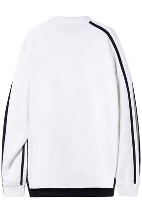 Y/PROJECT Oversized layered cotton-jersey sweatshirt