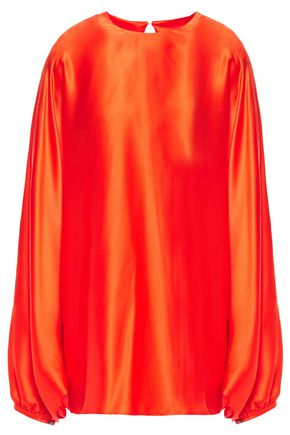 ROKSANDA Silk-satin blouse