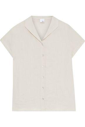 """IRIS & INK قميص """"مروى"""" من الكتان"""