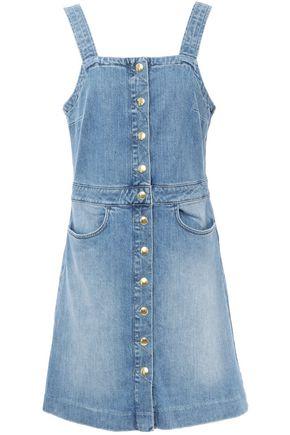 FRAME Denim mini dress