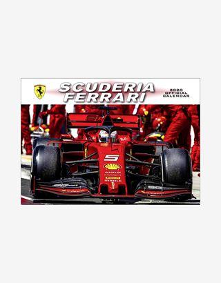 Scuderia Ferrari Online Store - Official Scuderia Ferrari 2020 calendar - Magazines & Others