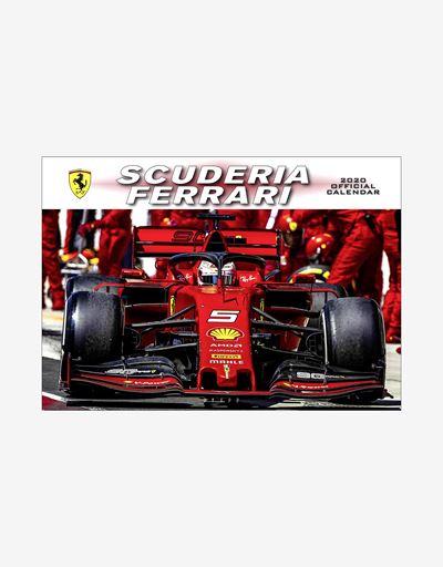Official Scuderia Ferrari 2020 calendar