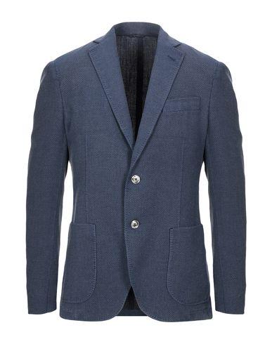 Фото - Мужской пиджак LABORATORI ITALIANI синего цвета