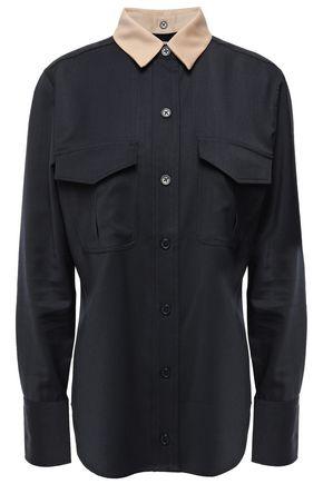EQUIPMENT Wool shirt