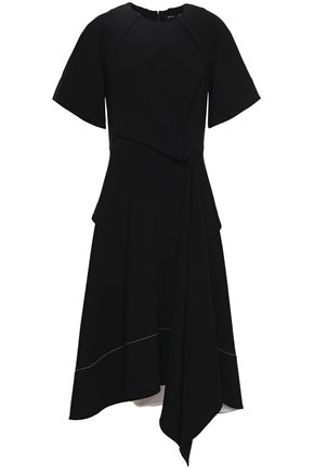 PROENZA SCHOULER Draped crepe dress