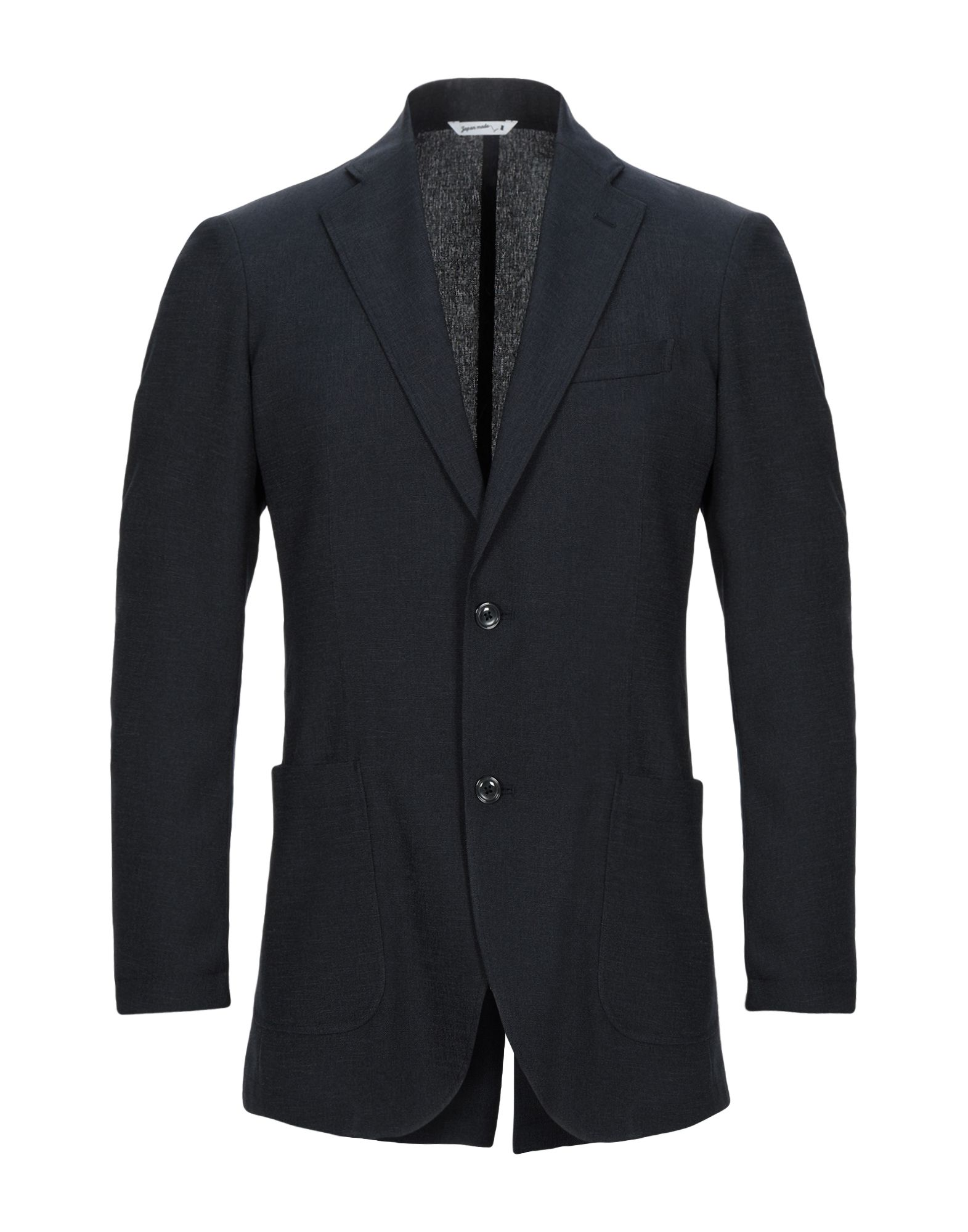 《セール開催中》HYBRID SENSOR? by FLEXJAPAN メンズ テーラードジャケット ダークブルー 50 ポリエステル 100%