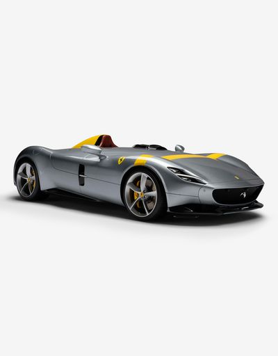 Ferrari Monza SP1 1:8 scale model