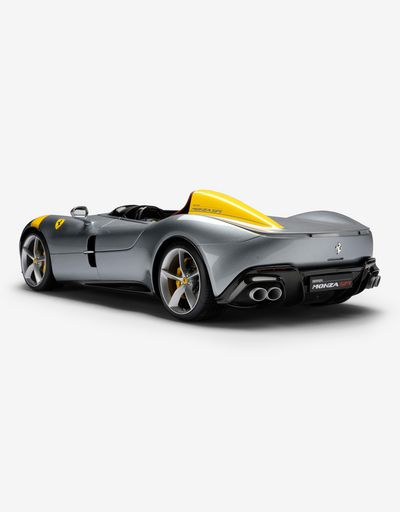 Ferrari Monza SP1 model in 1:8 scale