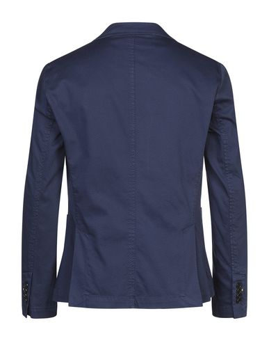 Фото 2 - Мужской пиджак INDIVIDUAL темно-синего цвета