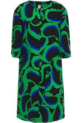 MARNI Printed cady dress