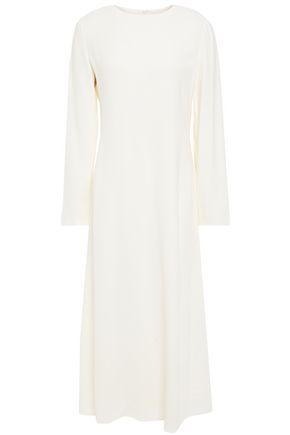 THEORY Crepe midi dress