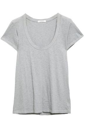 RAG & BONE メランジスラブジャージー Tシャツ