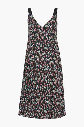 RAG & BONE Zelda floral-print silk crepe de chine dress