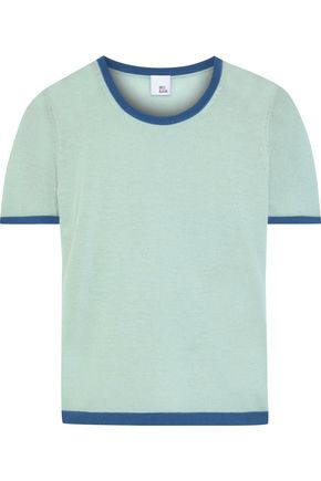 IRIS & INK Azelia merino wool T-shirt