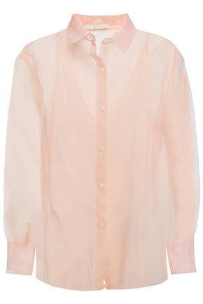 MAJE Organza shirt