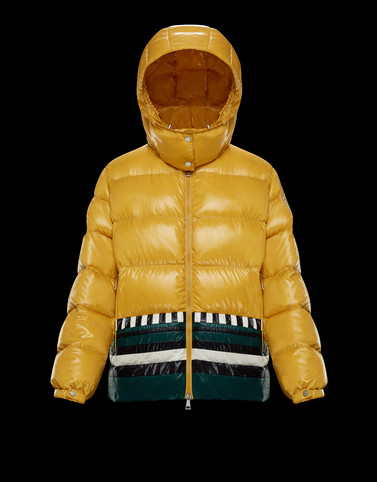 GABRIELLE Yellow Jackets & Coats
