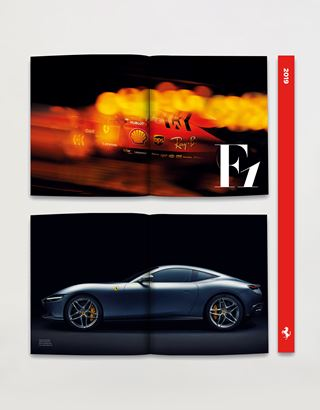 Scuderia Ferrari Online Store - The Official Ferrari Magazine number 45 - Yearbook 2019 - Yearbooks