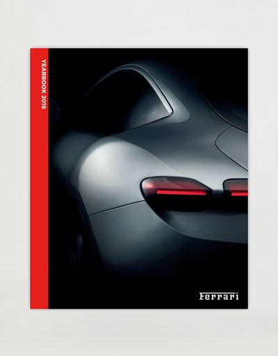 The Official Ferrari Magazine number 45 - Yearbook 2019