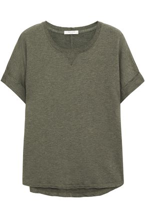 RAG & BONE モダール混ジャージー Tシャツ