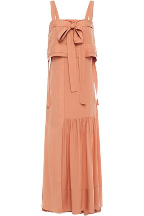 3.1 PHILLIP LIM Cutout silk maxi dress