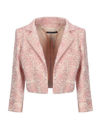 Фото - Женский пиджак BOTONDI MILANO пастельно-розового цвета