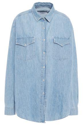 IRO Horizon faded denim shirt
