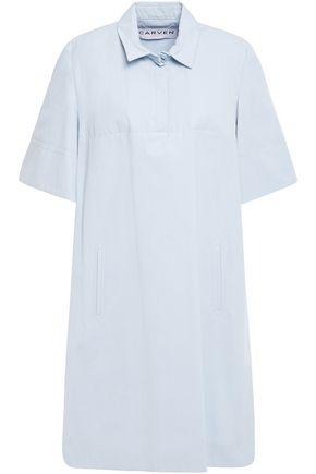 CARVEN Cotton-poplin shirt dress