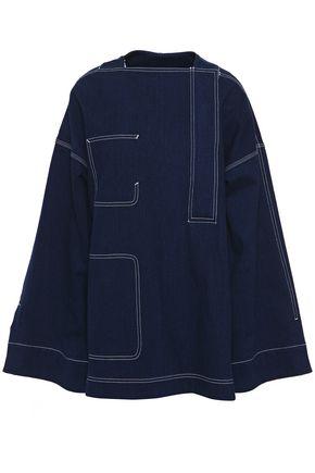 ACNE STUDIOS Beyon oversized denim blouse