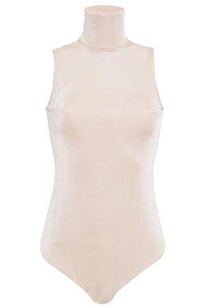 ALIX NYC Stretch-jersey turtleneck bodysuit