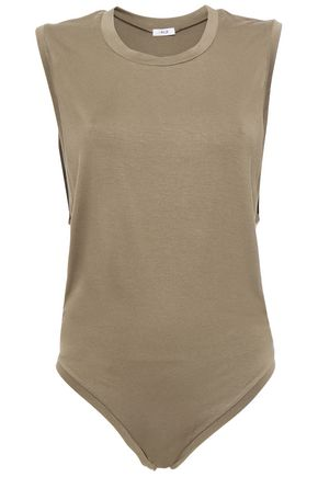 ALIX NYC Stretch-modal jersey bodysuit