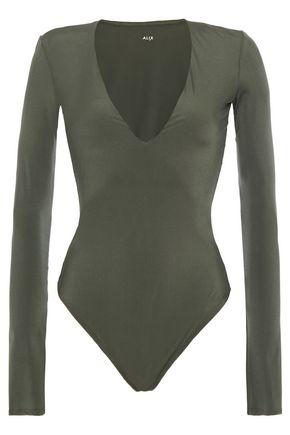 ALIX NYC Irving stretch-jersey bodysuit