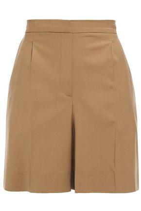 ALEXACHUNG Wool-blend shorts