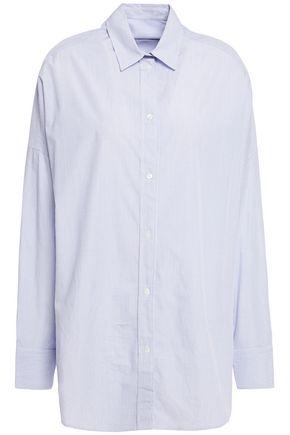 """IRO قميص """"سيت"""" من قماش البوبلين القطني المخطط"""